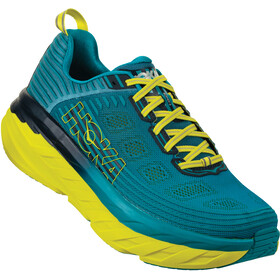 Hoka One One Bondi 6 Running Shoes Men carribean sea/storm blue